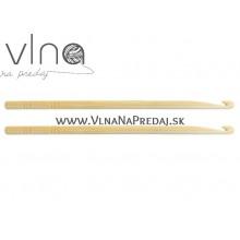 Bambusový háčik KnitPro 3mm - 10mm