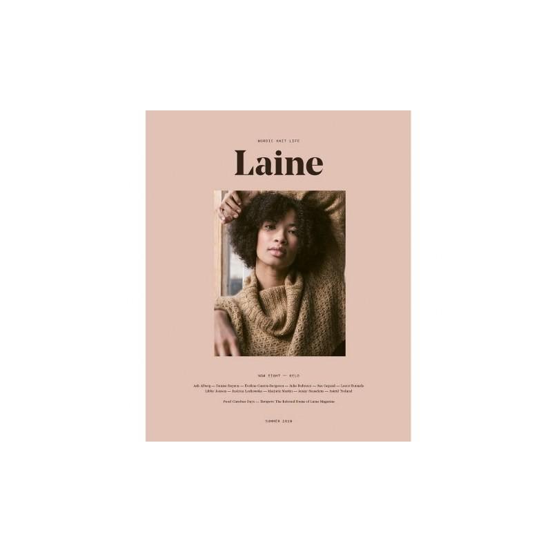 Laine - nordic knit life časopis 8.