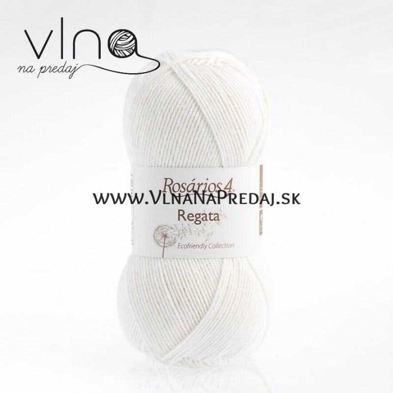 100% mäkká bavlna Regata 100g 275m